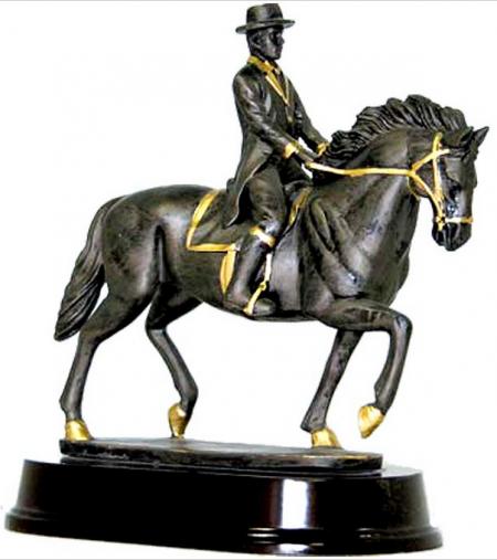 trophée dressage concours de chevaux équitation cheval
