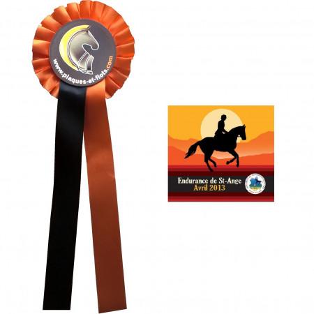 ensemble promo plaques flots concours equitation discount