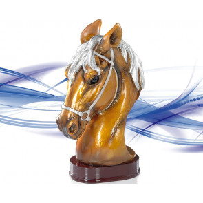 Trophée Tête de cheval TT27