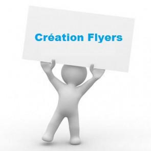 Création de fichier Flyers ou Brochures en promotion