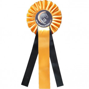 flot rosace cocarde rosette ribbon horse award concours equitation