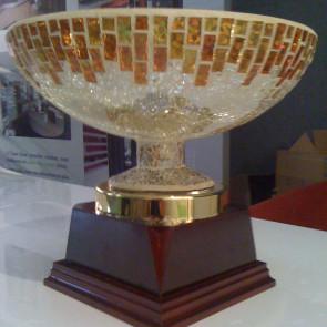 Coupe trophée cheval sport équitation