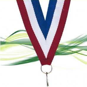 Ruban de médaille coloris France