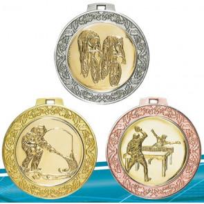 Médailles équitation ML7
