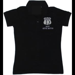 Personnalisation textiles vêtement sur coeur polo t-shirt sweet