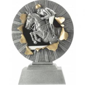concours CSO trophée cavalier et cheval sautant obstacle