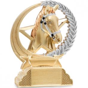 récompense trophée coupe concours chevaux poneys cheval equitation equestre