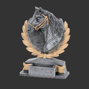 Trophees vainqueur  gagnant concours equestre prix