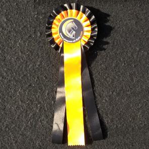 flot cocarde rosace concours double corolle deux corolles equitation